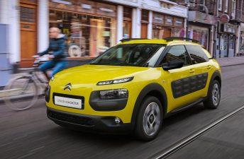 Citroën presentó el C4 Cactus en Argentina