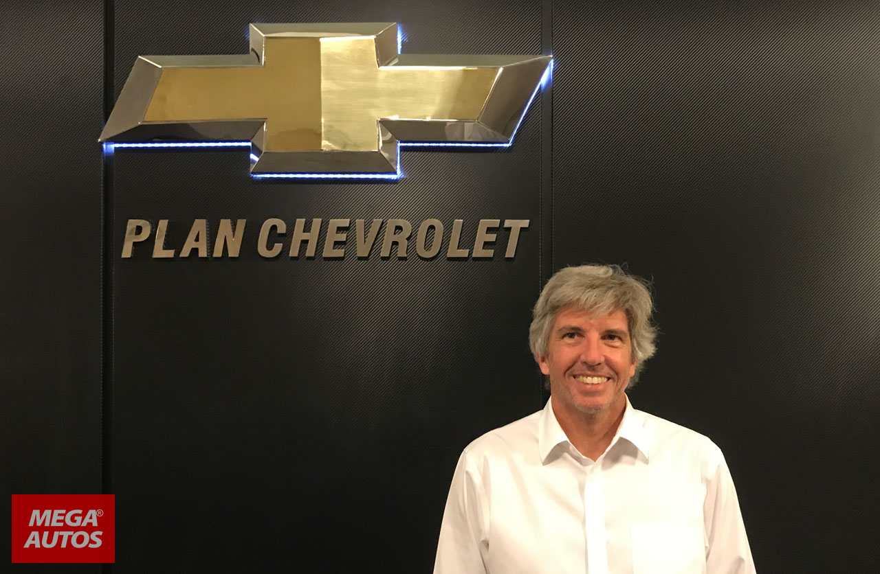 Cristian Bussio, Presidente de Plan Chevrolet