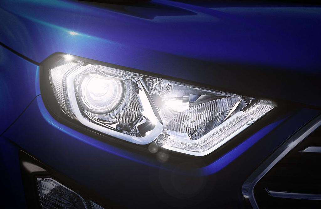 El restyling de la Ford EcoSport se asoma en la región
