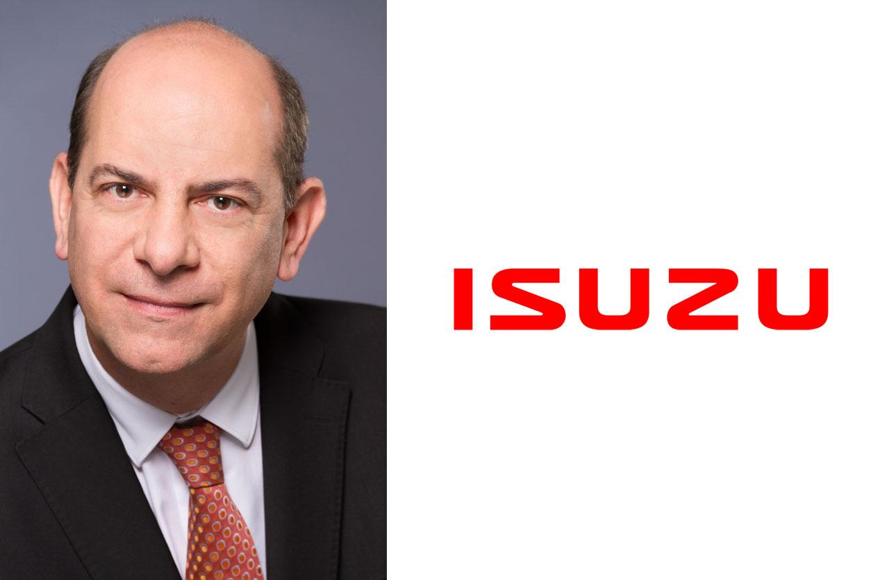 Jorge Portugal, designado Gerente General de Isuzu Argentina
