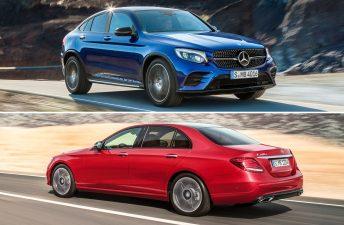 Los nuevos Mercedes-Benz que están llegando