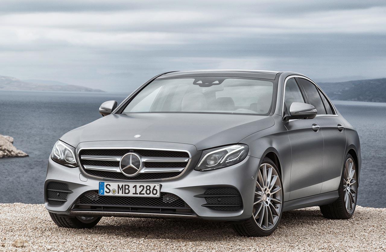El nuevo Mercedes-Benz Clase E llegó al país