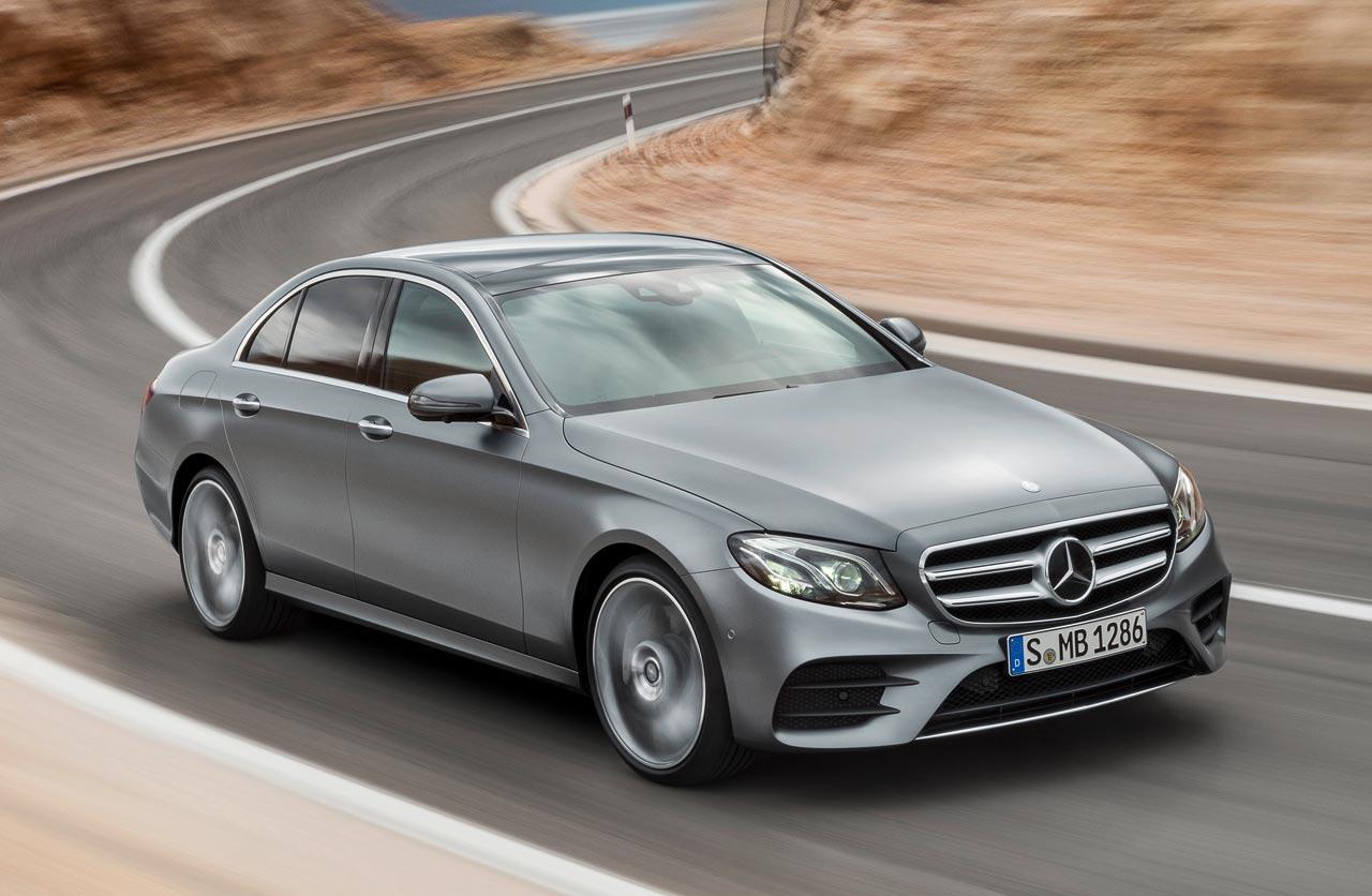 El nuevo mercedes benz clase e lleg al pa s mega autos for Mercedes benz in vance al