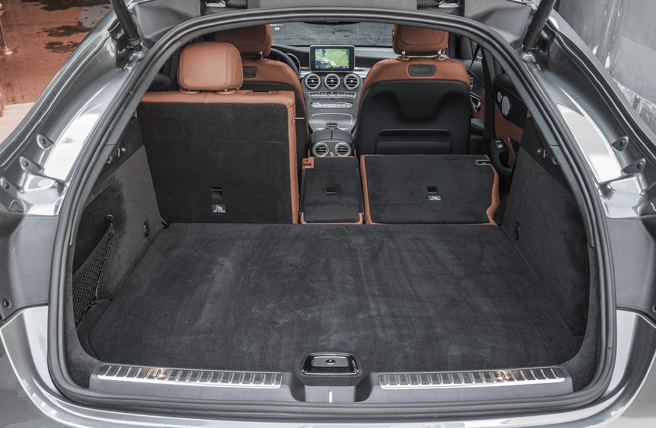 Baúl Mercedes-Benz GLC Coupé