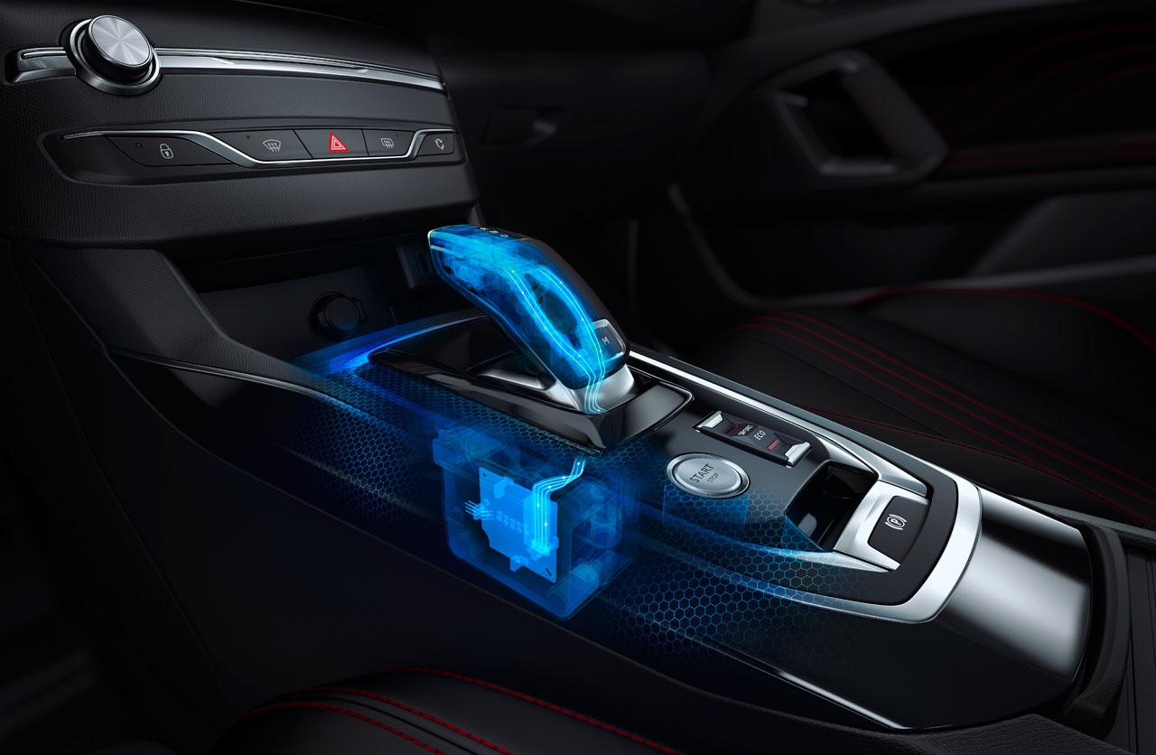 Interior Nuevo Peugeot 308 Europa