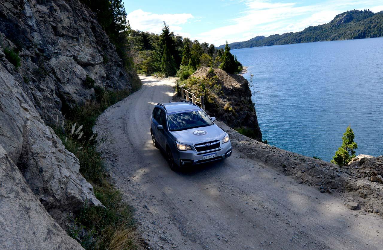 Subaru Raid Columbia
