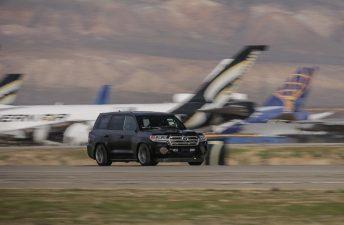 Toyota Land Speed Cruiser, el