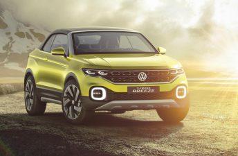 Dónde se producirá el futuro SUV chico de Volkswagen