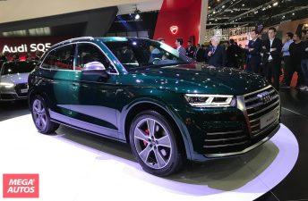 Audi se luce con el nuevo Q5 y sus deportivos