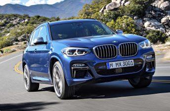 Así es la tercera generación del BMW X3