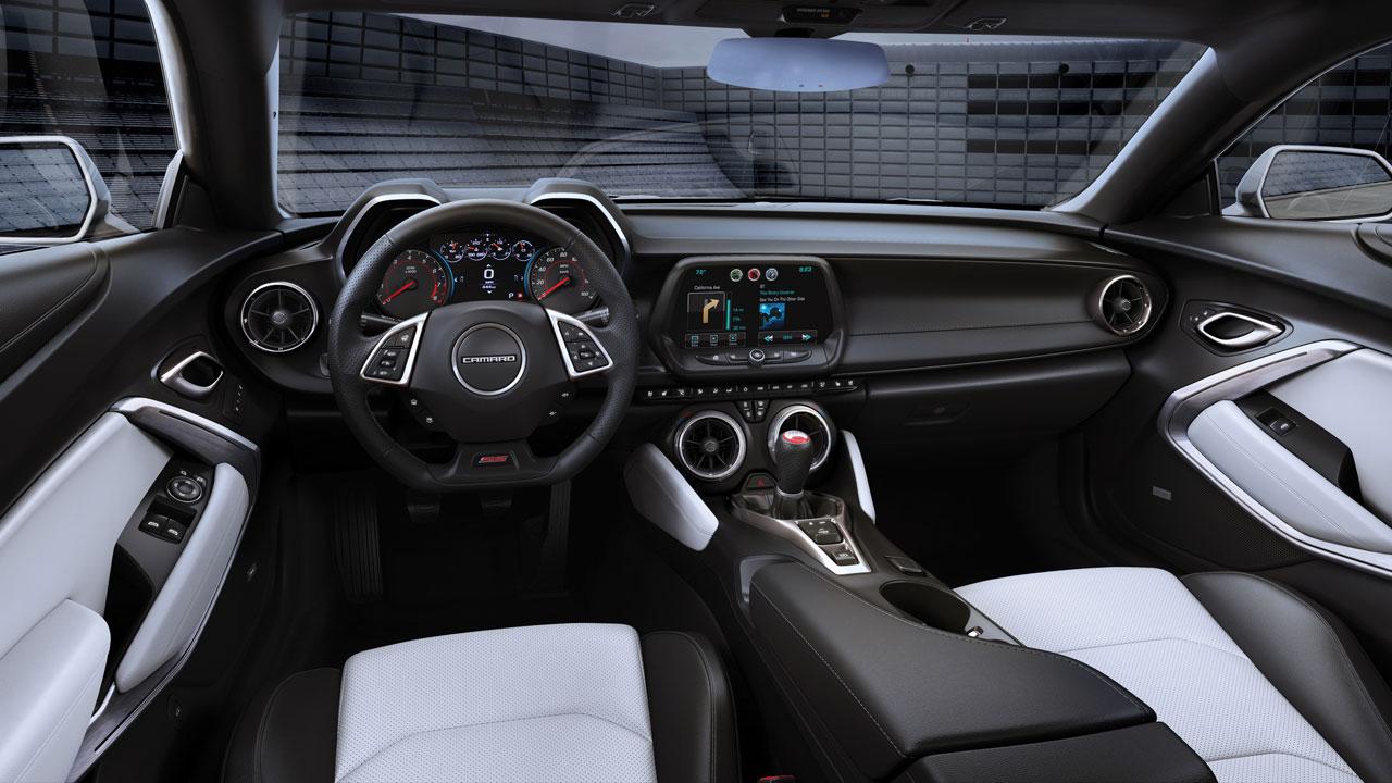 Interior Chevrolet Camaro SS