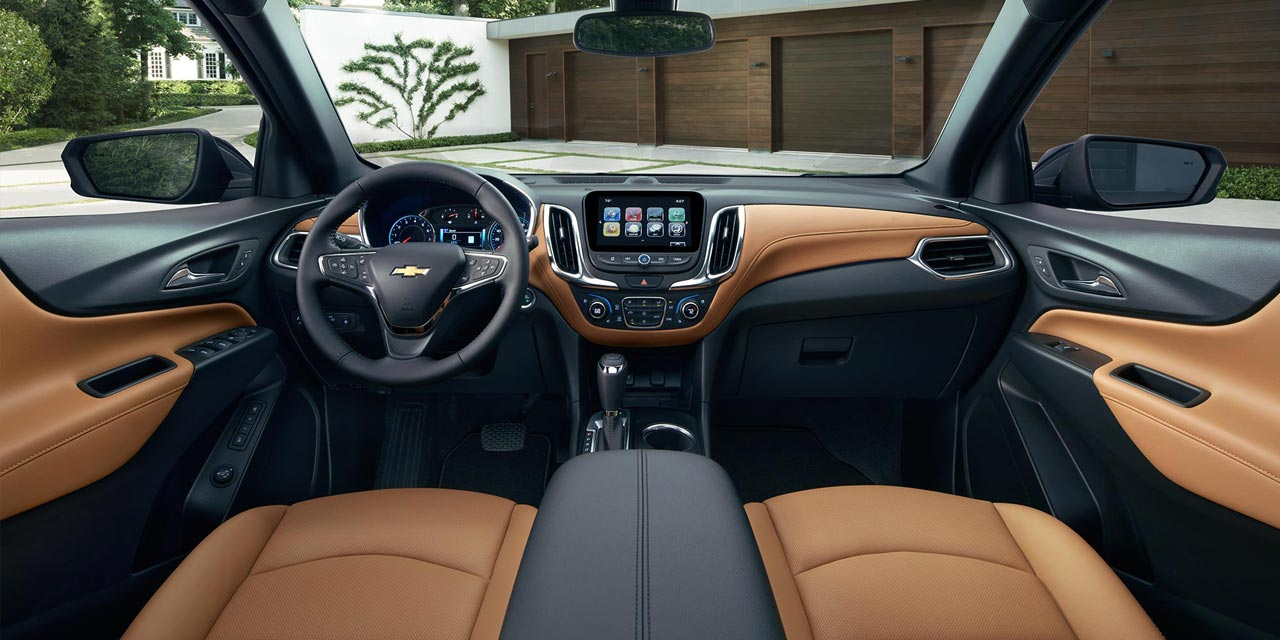 Interior Chevrolet Equinox
