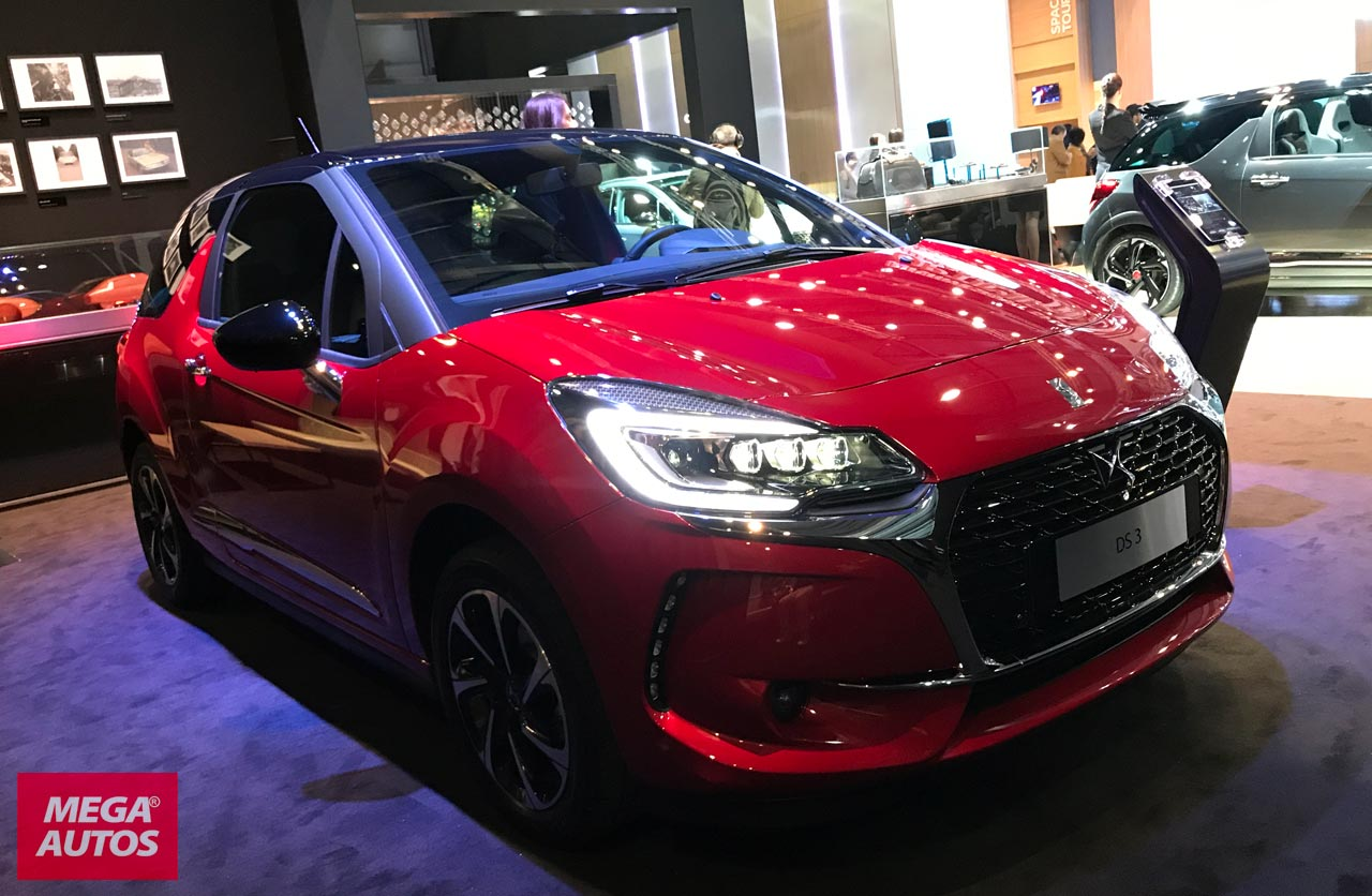 DS 3 Pure Chic