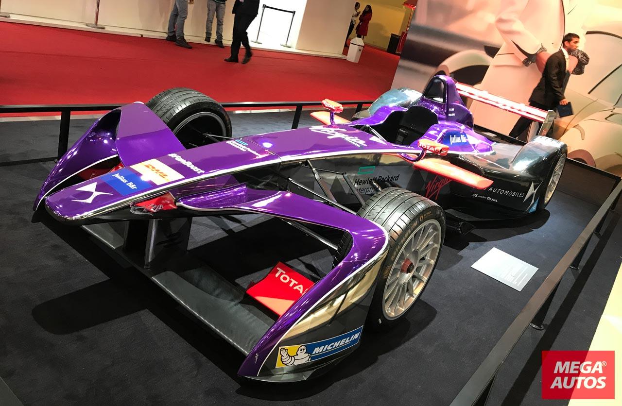 DSV-02 Fórmula E