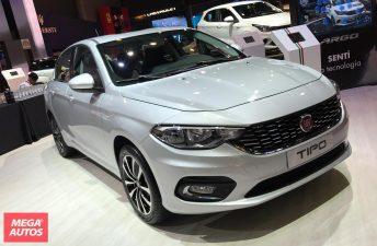 Fiat anticipa la llegada del Tipo sedán