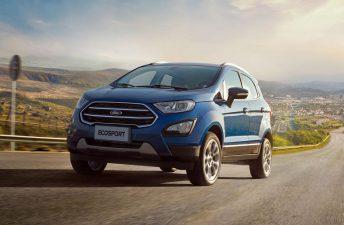 Avant premiere en Argentina para la renovada Ford EcoSport