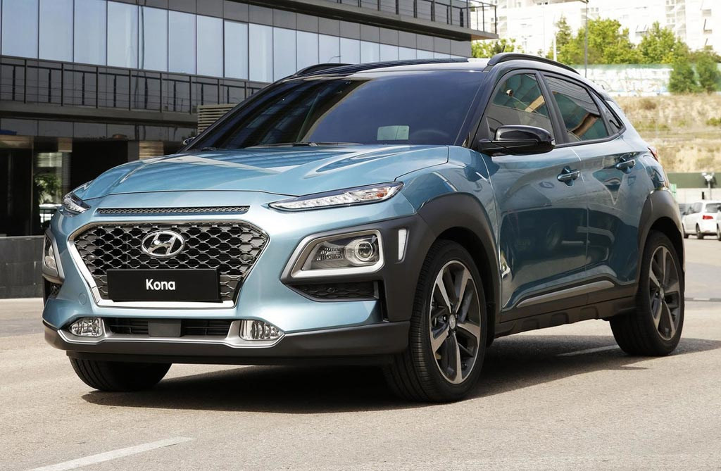 Kona, el nuevo SUV compacto de Hyundai que llegaría en 2018