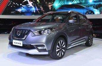 El Nissan Kicks se luce en Buenos Aires: a la venta desde julio