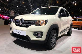 Renault presentó el Kwid en Argentina