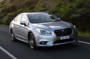 Ya está a la venta el nuevo Subaru Legacy