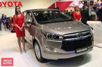 La Toyota Innova se acerca al mercado argentino