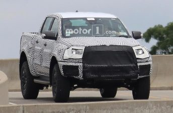 Raptor: Ford prepara la Ranger más potente