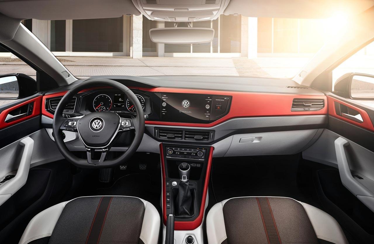 Volkswagen Virtus Para El Primer Semestre De 2018 Mega