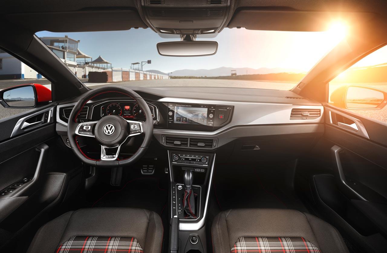 Interior Nuevo VW Polo GTI