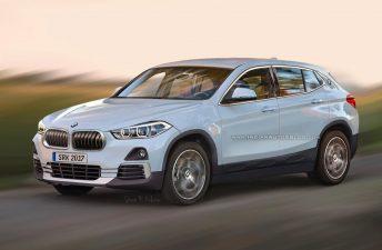 Q4 y X2: los nuevos SUV premium que vienen