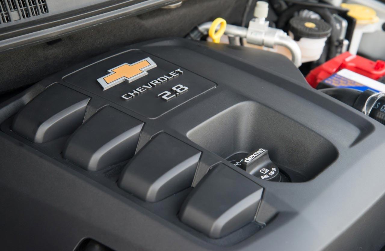 Motor Chevrolet S10 2018