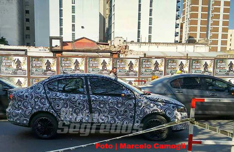 El Fiat X6S argentino va tomando forma
