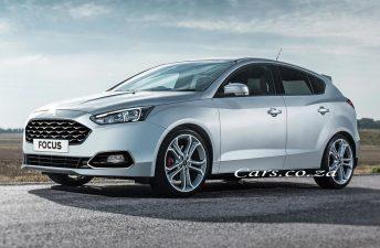 Así podría ser el próximo Ford Focus hatchback