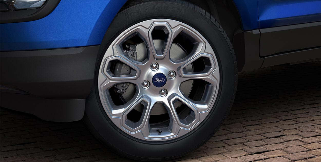 Llantas Ford EcoSport 2018
