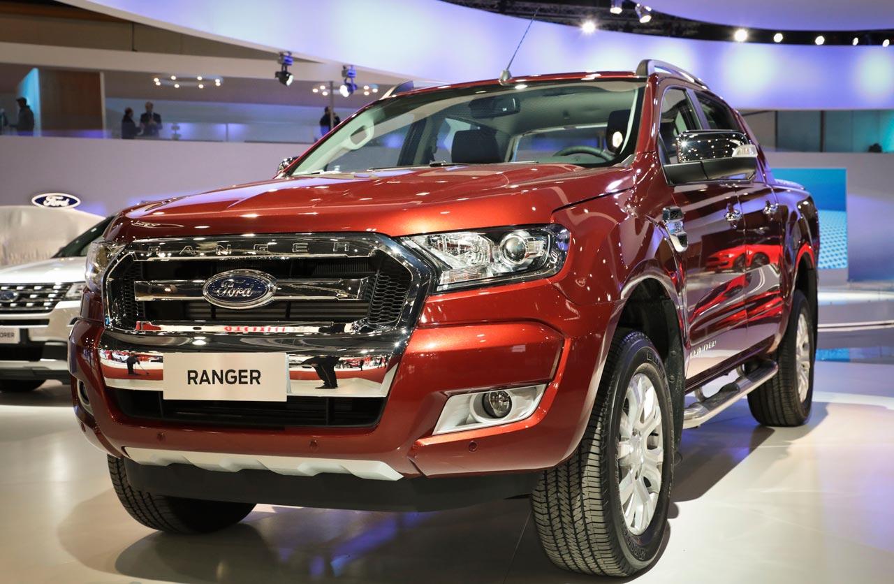 Ford Ranger 2018: qué cambió