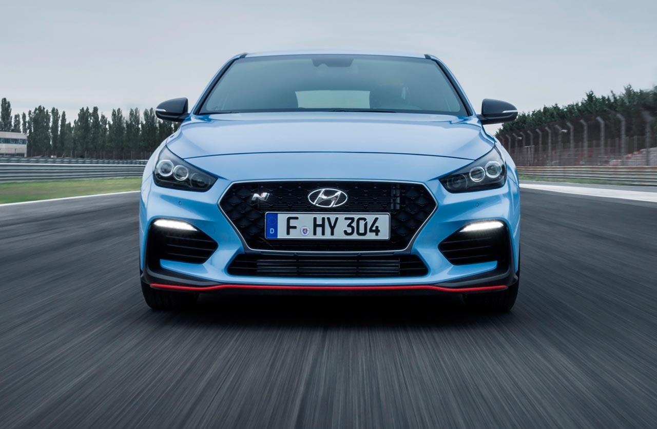 Hyundai Anticipa La Llegada Al Pa 237 S Del I30 N Su Nuevo