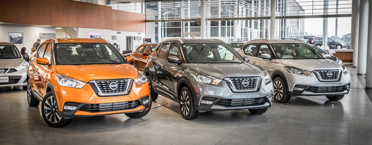 Nissan Kicks concesionario