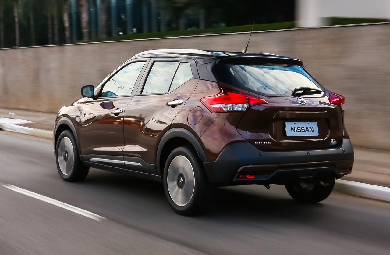 El Nissan Kicks también es brasileño - Mega Autos
