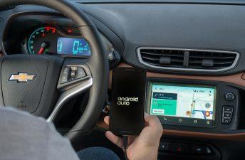 Llegó Waze a Android Auto de la mano del Chevrolet Onix
