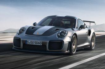 GT2 RS, el Porsche 911 más potente de la historia