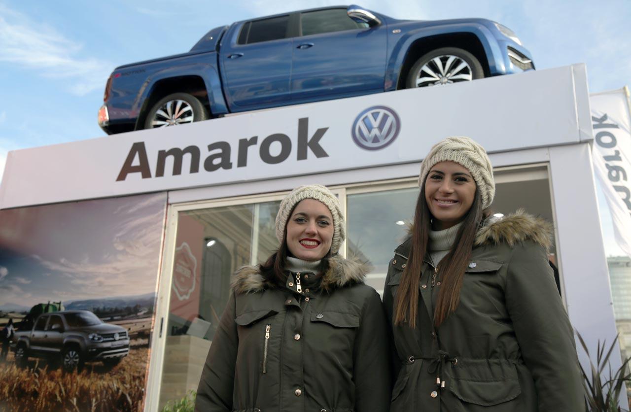 Volkswagen Argentina en La Rural