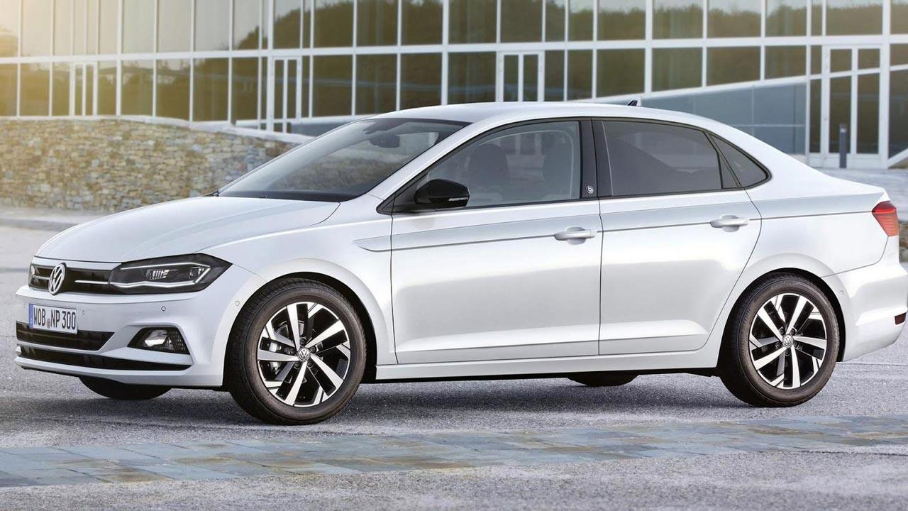 Volkswagen Virtus, para el primer semestre de 2018