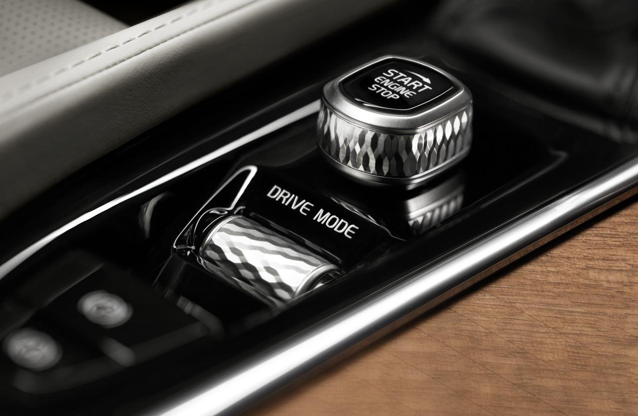 Volvo XC90 D5