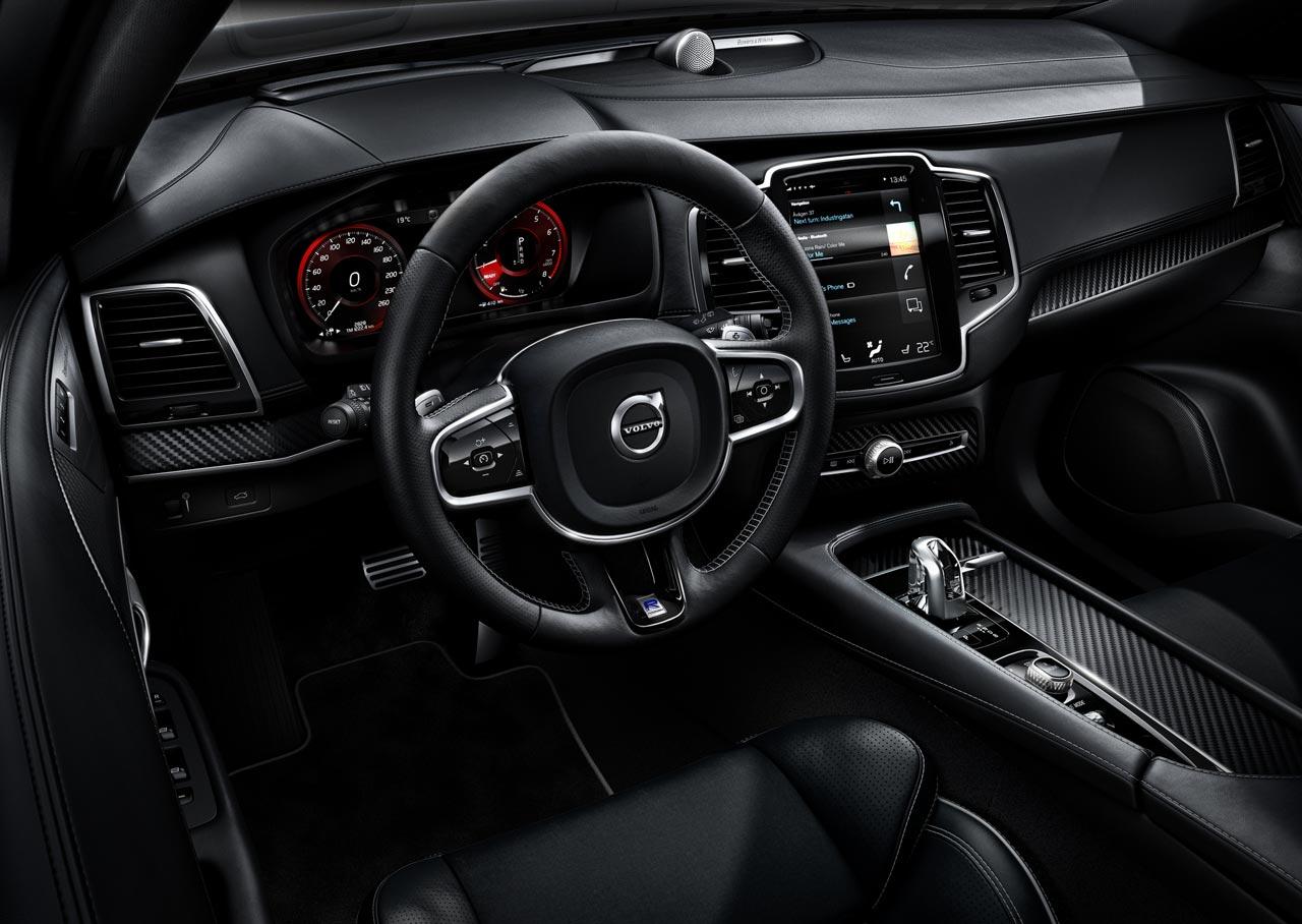 Interior Volvo XC90 Diesel