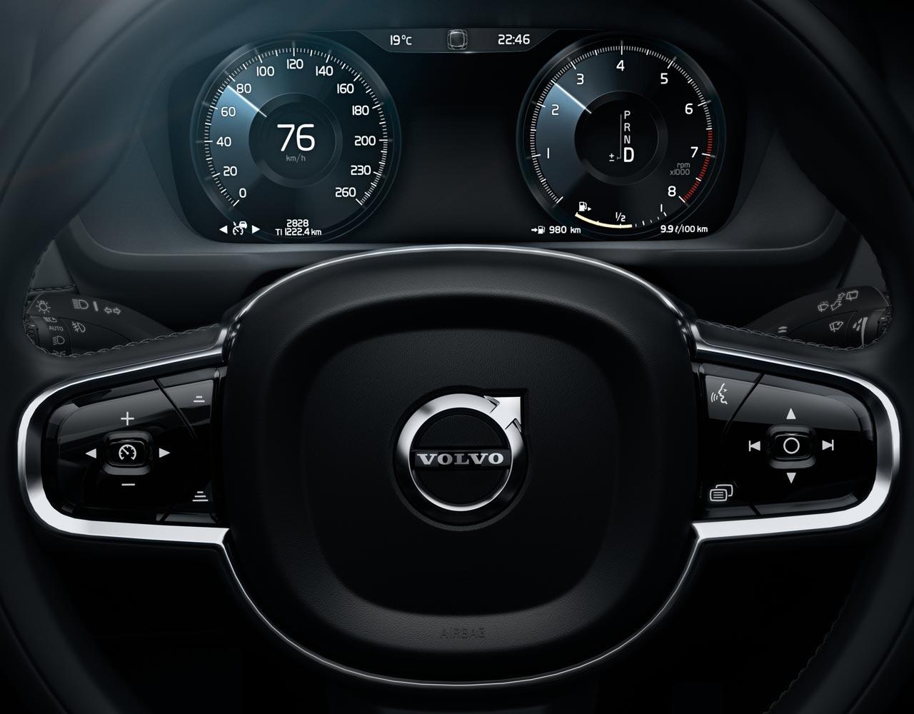 Tablero Volvo XC90 Diesel