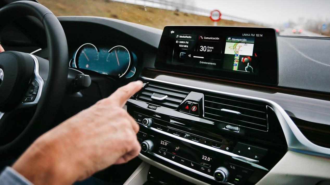 Interior BMW