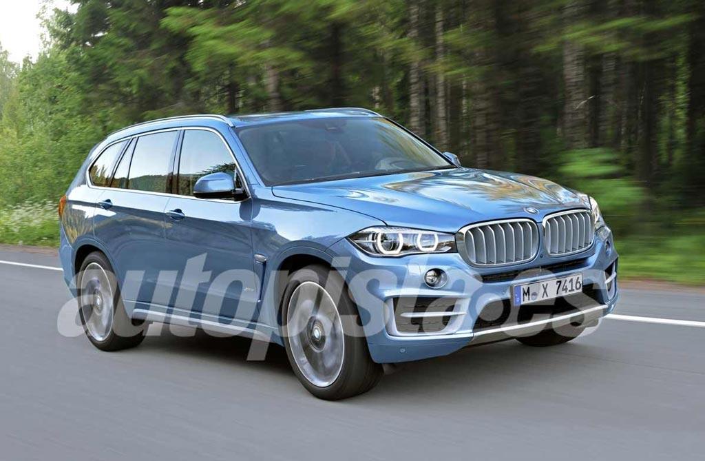 BMW X7: se viene el SUV más grande y lujoso