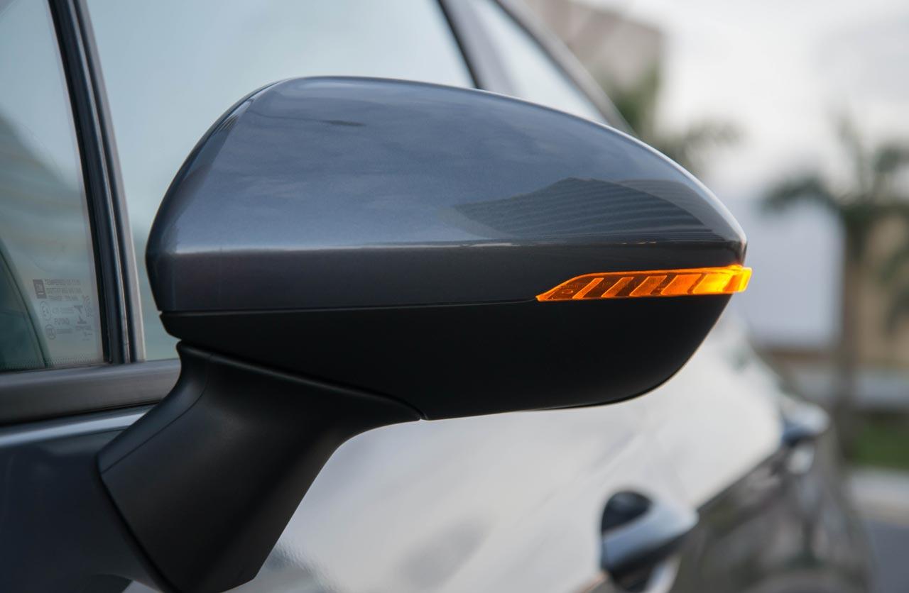luces intermitentes espejos Chevrolet Cruze
