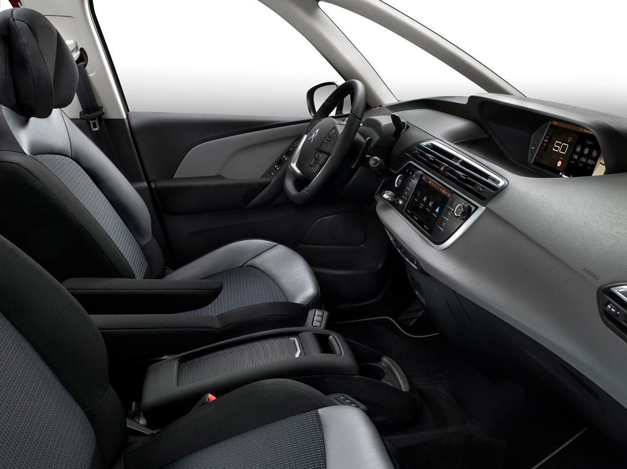 Interior Citroën C4 Picasso