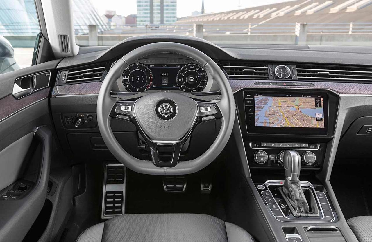 Interior Volkswagen Golf VIII 2019