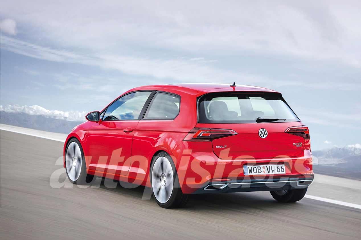 Volkswagen Golf VIII 2019